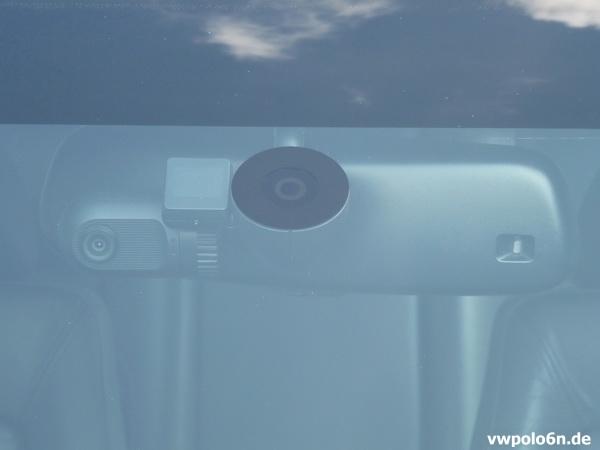 rückspiegel mit dashcam