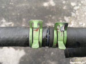 bowdenzug spüle reparieren
